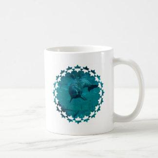 Dolphin Star Coffee Mug