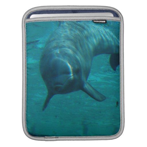 Dolphin Star  iPad Sleeve