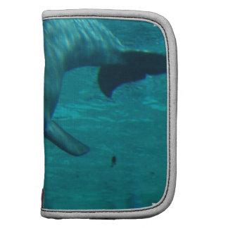 Dolphin Star  Wallet Folio Folio Planners