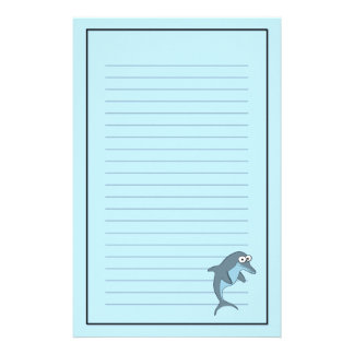 Dolphin Stationery