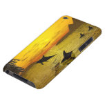Dolphin Sunset iPod Touch Barely There Case iPod Touch Case