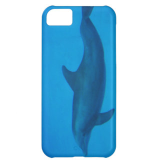 Dolphin Swimming iPhone 5C Cases