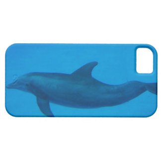 Dolphin Swimming iPhone 5 Covers