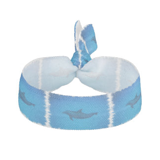 Dolphin Swimming Elastic Hair Tie