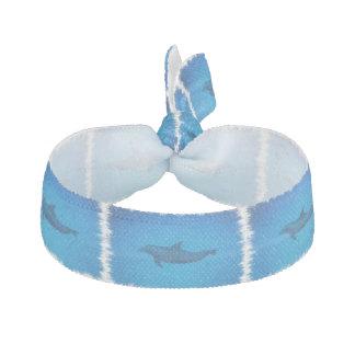 Dolphin Swimming Hair Ties