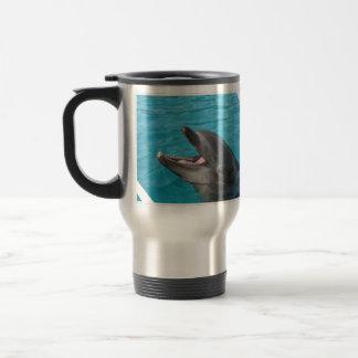 Dolphin Talk Mug