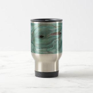 Dolphin Travel Coffee Mug