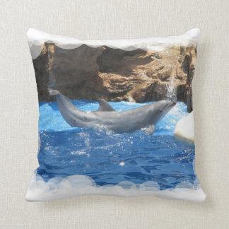Dolphin Tricks Pillow