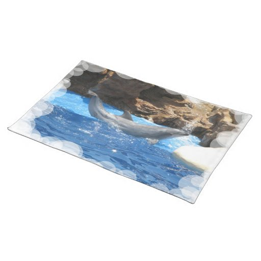 Dolphin Tricks Placemat