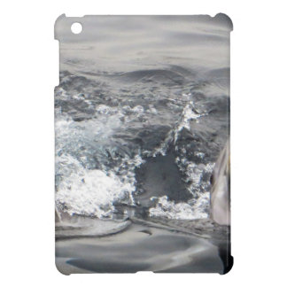 dolphin wave water tropical dive swim Aquatic Life Cover For The iPad Mini