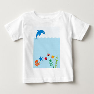 DolphinAF1 Baby T-Shirt