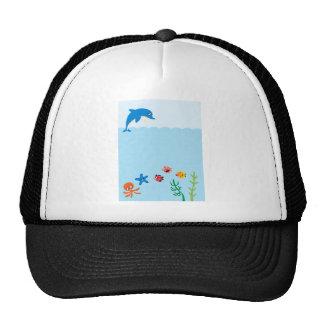 DolphinAF1 Trucker Hat