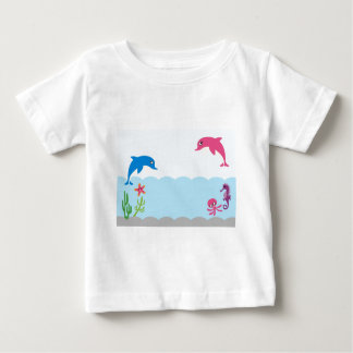 DolphinAF4 Baby T-Shirt