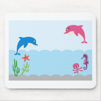 DolphinAF4 Mouse Pad