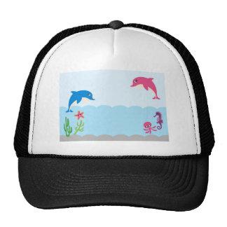 DolphinAF4 Trucker Hat