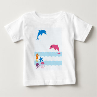 DolphinAF5 Baby T-Shirt