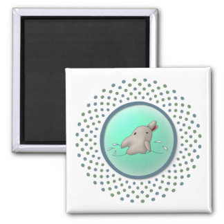 Dolphinday Magnet