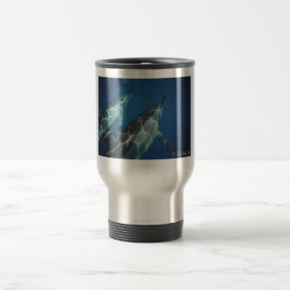 Dolphins 010 travel mug
