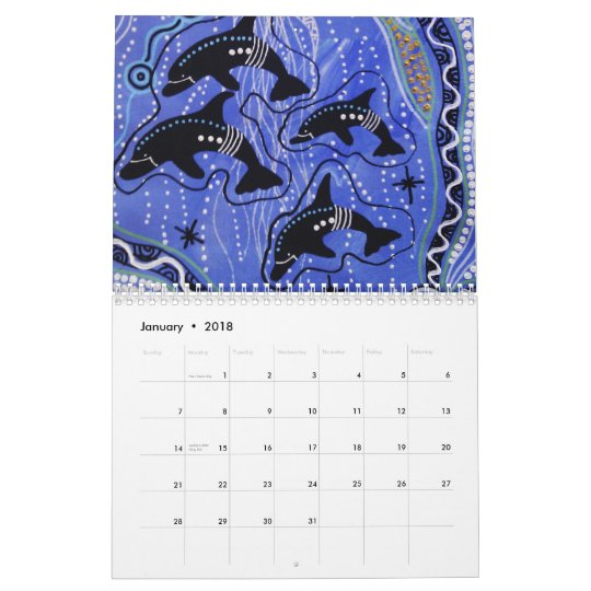 Dolphins 2012 Calender Calendar