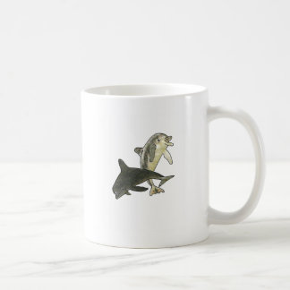 Dolphins 2 jGibney The MUSEUM Zazzle Gifts Coffee Mug
