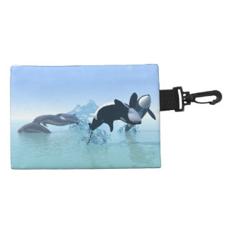 Dolphins and Orca's Accessories Bags