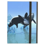 Dolphins and Orca's iPad Cases