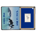 Dolphins and Orca's iPad Mini Retina Covers