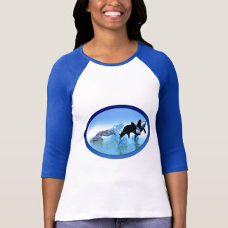 Dolphins and Orca's T-Shirt
