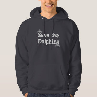 Dolphins are for Oceans Hoodie