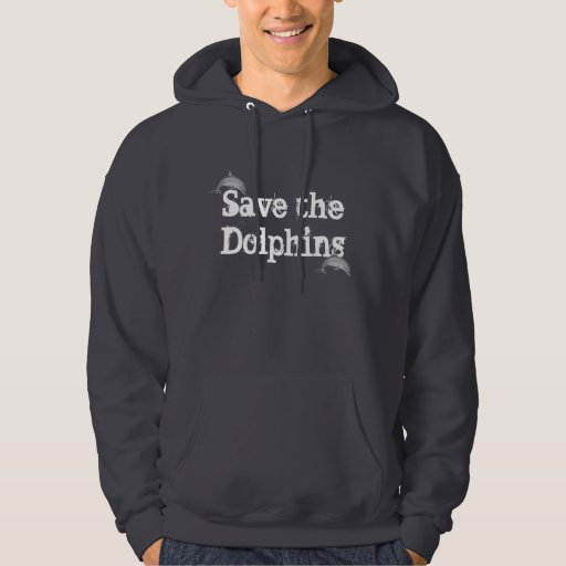 Dolphins are for Oceans Pullover