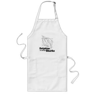 Dolphins are gay sharks long apron