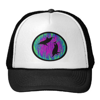 DOLPHINS ARE SPECTACULAR TRUCKER HAT