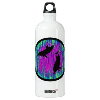 DOLPHINS ARE SPECTACULAR SIGG TRAVELER 1.0L WATER BOTTLE