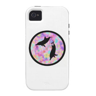 DOLPHINS AT DAYBREAK VIBE iPhone 4 COVERS