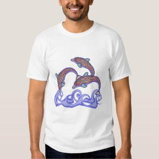 Dolphins at Play T-shirt