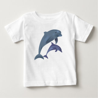 Dolphins Baby T-Shirt