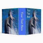 Dolphins Binder