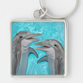 Dolphin's Chatter Keychain
