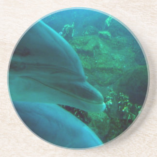 Dolphins Beverage Coasters