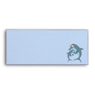 Dolphins Envelopes