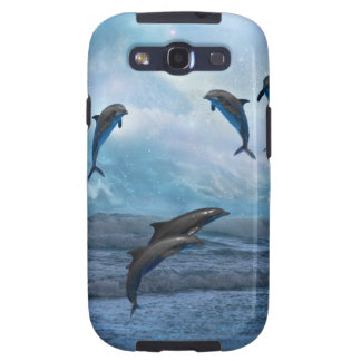 Dolphins fantasy galaxy SIII covers