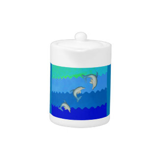 Dolphins (Floridia and Mississippi).jpg Teapot