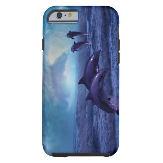 Dolphins fun and play tough iPhone 6 case