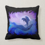 Dolphins in the Moonlight Pillows