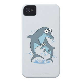 Dolphins iPhone 4 Case