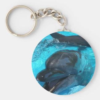 Dolphins Keychain