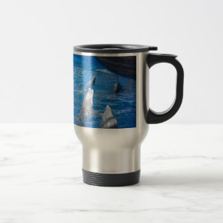 Dolphins Lovers Travel Mug