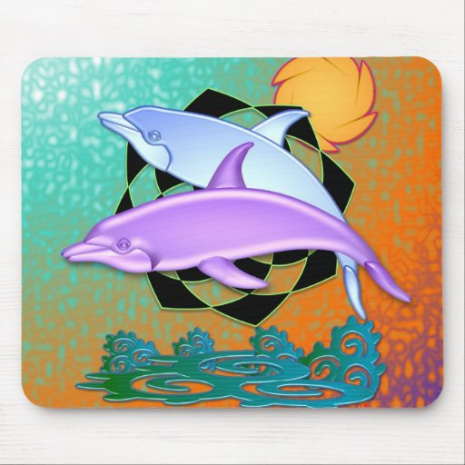 Dolphins Mousepad