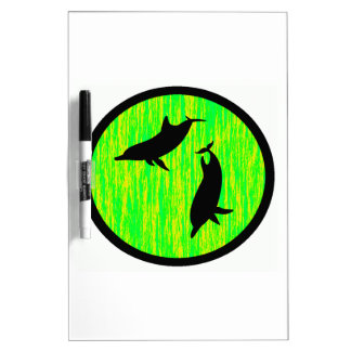 DOLPHINS OF PALAU Dry-Erase BOARDS