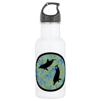 DOLPHINS OF TOMORROW WATER BOTTLE